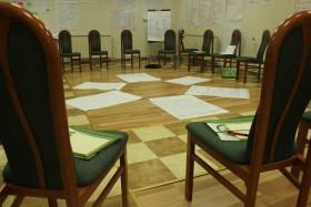 10 Дена мировна република - Основен тренинг за изградба на мир