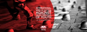featured img Week of action against militarization of youth 2015