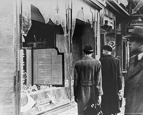 77 Години од Кристалната ноќ и меѓународен ден на борбата против фашизмот и антисемитизмот