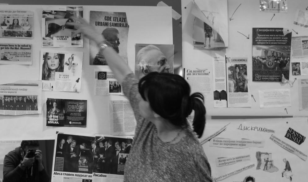 """""""Десет дена Мировна република"""" – Тренинг за соочување со минатото и изградба на мир / """"Dhjetë ditë Republikë Paqësore"""" – Trajnim për ballfaqim me të kaluarën dhe ndërtim të paqes"""