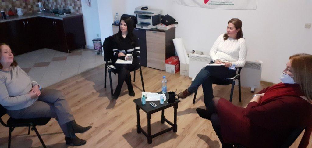 Фокус група- Жени |Fokus grupi-Gratë