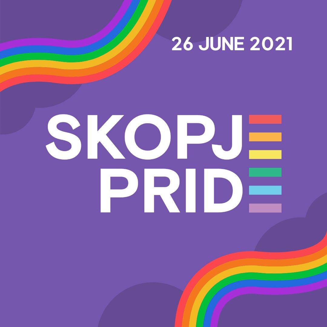 """Скопје Прајд ќе се одржи на 26 јуни под слоганот """"Вон ѕидовите!"""" / Shkupi Pride do të mbahet me 26 qershor nën sloganin """"Jashtë mureve!"""""""